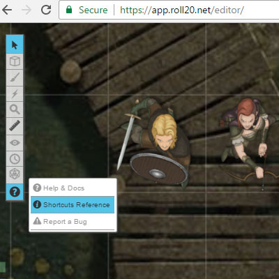 7 Great tips on using Roll20 for the digital Dungeon Master