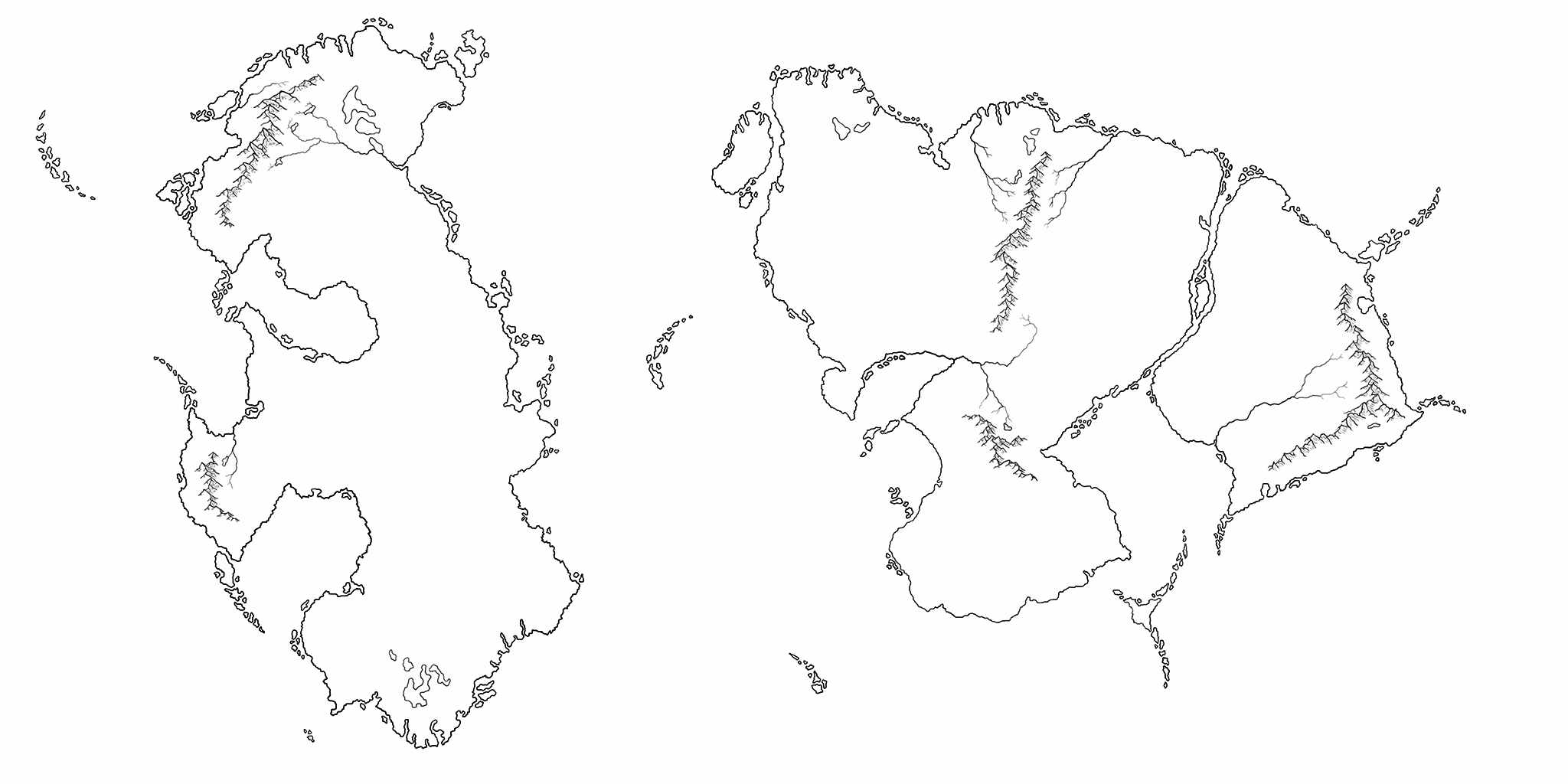 Step 7 - Adding Rivers and Lakes