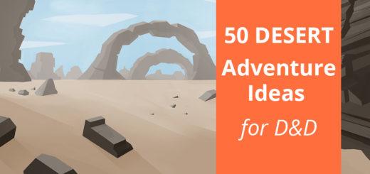 Fantasy Desert header image