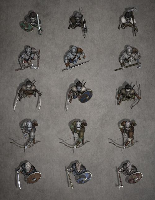 Jans Token Pack 010 - Heroes 3 - Jan Loos | DriveThruRPG com